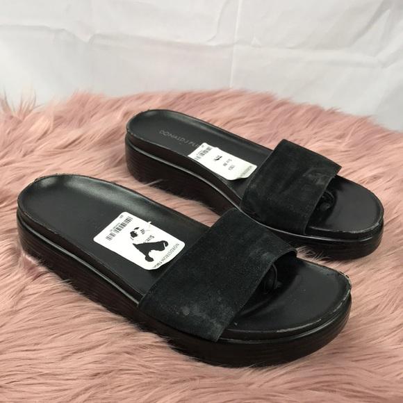 ecd7d1b328d Donald J. Pliner Shoes - Donald Pliner Fiji Platform Hidden Thong Sandal